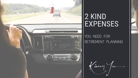 2 Kinds Of Expenses You Need For Retirement Planning
