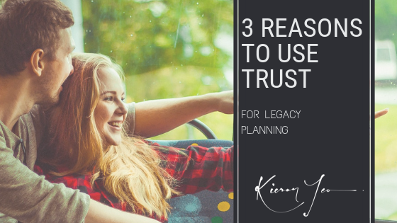 using trust legacy planning singapore