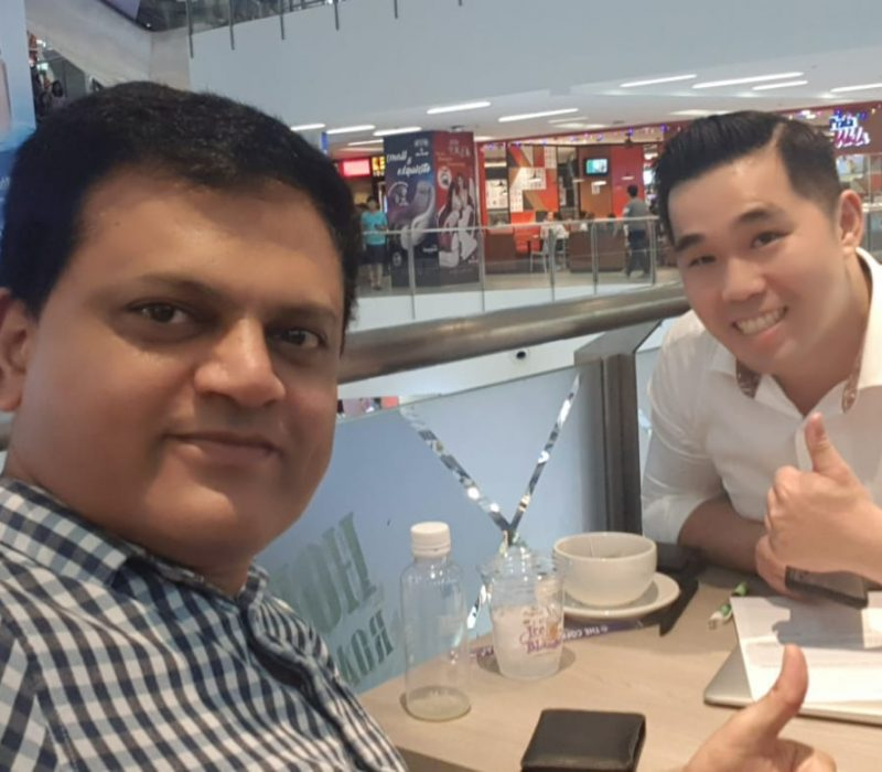 independent financial advisor singapore- viji
